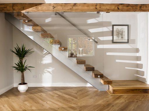 Gill Sunderland Custom Staircase